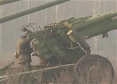 Горловчан предупреждают быть осторожными: работает тяжелая артиллерия по окраинам