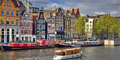 Авиабилеты Киев-Амстердам: доступное бронирование, низкие цены