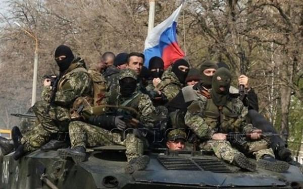 Под Горловкой  российская армия построит взводные опорные пункты для круговой обороны