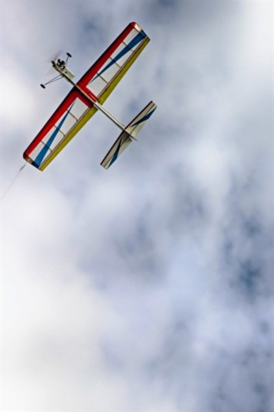 Сегодня над Горловкой летали самолеты