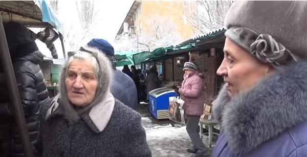 Жители Горловки рассказали, на какие продукты и услуги поднялись цены (ВИДЕО)