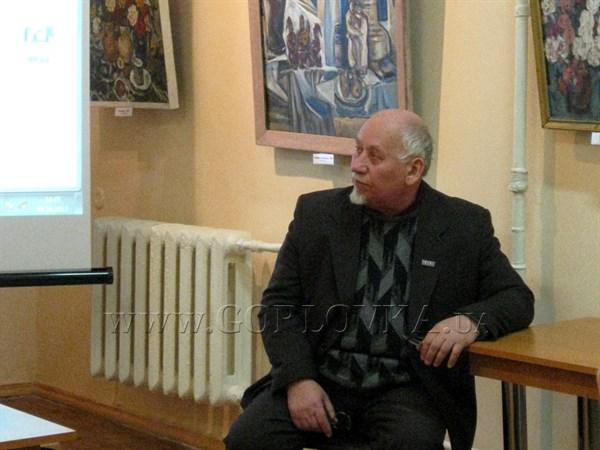 Художник Александр Заболотный: «Я настолько увлекся графикой, что успел соскучиться по живописи»