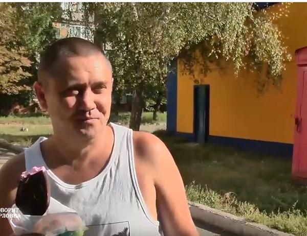 Жителям Никитовского района Горловки нравится жизнь в поселке. У них все четко и хорошо