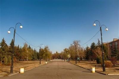 В Горловке заканчиваются ремонтные работы на площади Победы (ФОТОРЕПОРТАЖ)