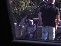 Экс-начальник Горловской милиции Павел Панасюк распродает свой автопарк и заявляет, что его сын в плену «ДНР», хотя он в артемовском СИЗО (ВИДЕО)