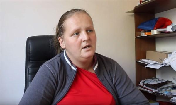 Чиновница «ДНР» из Горловки Ирина Дикун не хочет кормить всех. Только родную республику