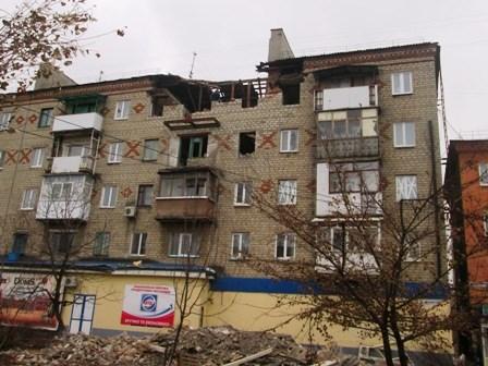 Горловчане, которые смогут доказать, что их жилье пострадало и угрожает жизни, не будут оплачивать услуги ЖКХ