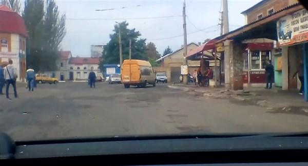 От Румянцево до Никитовского рынка: горловчанин показал поездку по городу в этом направлении