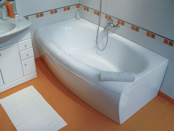 Современные и неординарные материалы для ванн