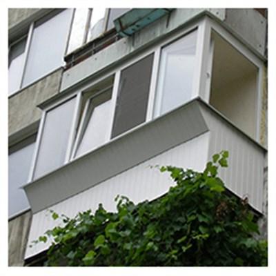 Балкон под ключ недорого: доступная услуга от профессиональных мастеров