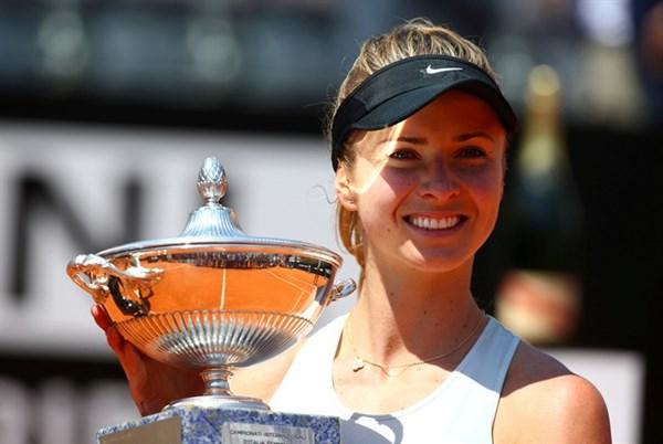 Свитолина - главная фаворитка на победу в Ролан Гаррос 2018