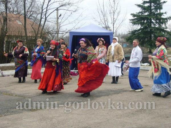 Сегодня в Горловке пройдут мероприятия празднования микрорайонов и поселков