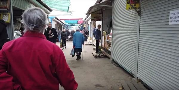 Донецк и рынок Соловки: семейная пара показала поездку в город и поход на колоритный базар
