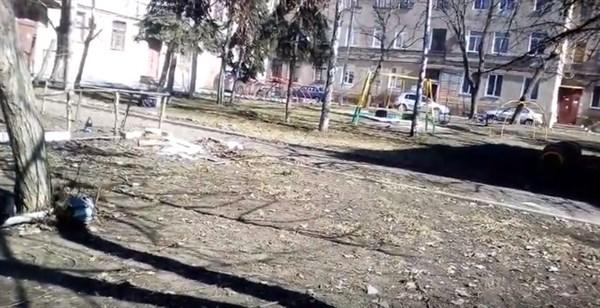 Прогулки по Горловке: улица Беспощадного и Гагарина в поле зрения