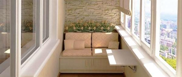 Принципы утепления балкона: как сделать лоджию действительно теплой?