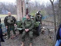 Тайный визит в Горловку «главы ДНР»: Захарченко с местным населением не встречался, только с боевиками (ВИДЕО, ФОТО)