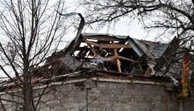 В Горловке ночью обстрелян поселок шахты Гагарина