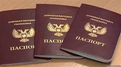 В «ДНР» разъяснили, можно ли талон на подачу местного паспорта передать другому