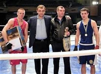 В Горловке бокс самый распространенный спорт. Его поддерживает Армен Саркисян