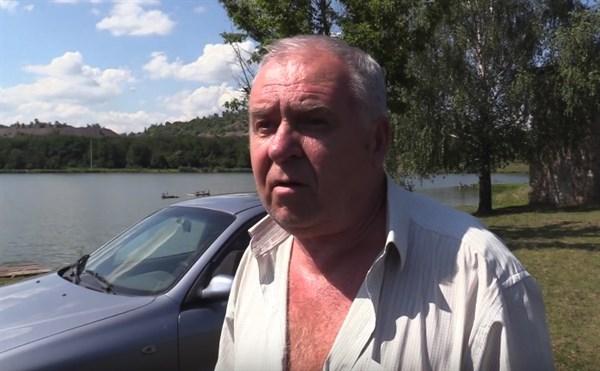 В Горловке произошло вооруженное нападение на рыбака