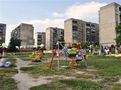"""В Горловке отметили 30-летие жилмассива """"88 квартал"""""""