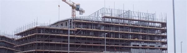Вспомогательные конструкции для высотных работ