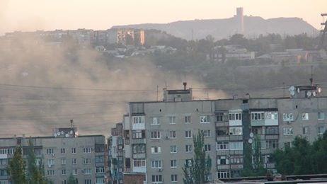 33 минуты страха: в Горловке ранним утром из одного жилмассива стреляли в другой из установки «Град» (ДОБАВЛЕНЫ ФОТО И ВИДЕО)