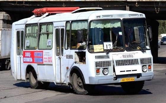 В Горловке изменен маршрут 17-го автобуса