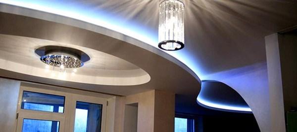 8 мест и объектов, где применяются светодиодные ленты