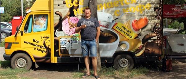Житель Донецка открыл кофейню,  спортклуб и ресторан в Бахмуте: в кофейне работают горловчане-переселенцы