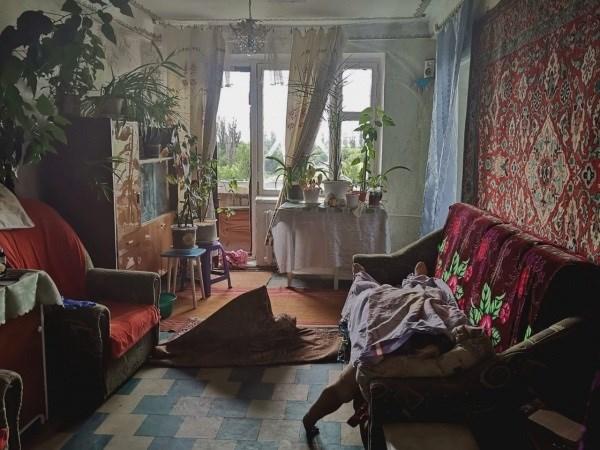 В Горловке попрощались с жительницей поселка Гольмовский, погибшей от ранения во время обстрела