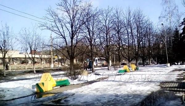 """Прогулки по Горловке: от """"Универсама"""" до """"Космоса"""""""