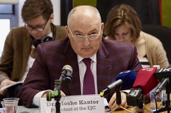 Вячеслав Моше Кантор о важности принятия определения антисемитизма на всех уровнях власти