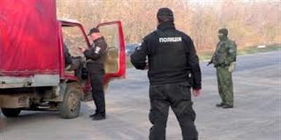 """На украинской территории Донецкой и Луганской области - режим """"желтый"""". У военных и полиции появились спецполномочия"""
