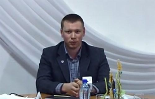 Представитель Виктора Медвечука в Горловке считает, что власть признала применение силы при разгоне Евромайдана