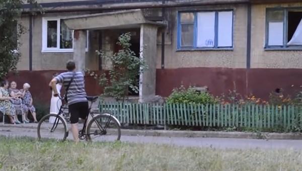 В Горловке обстрелян поселок Комарова