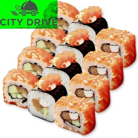 Что можно положить в суши