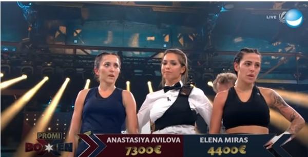 Уроженка Горловки Анастасия Авилова стала победительницей известного немецкого шоу PROMIBOXEN