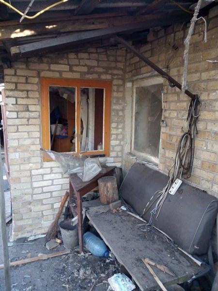 Военная Горловка: обстреливаются поселки Доломитное, Гагарина, Комарова, Гольмовский