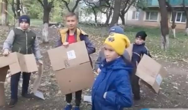 Чтобы мир наступил и дороги починили: о чем мечтают дети Горловки