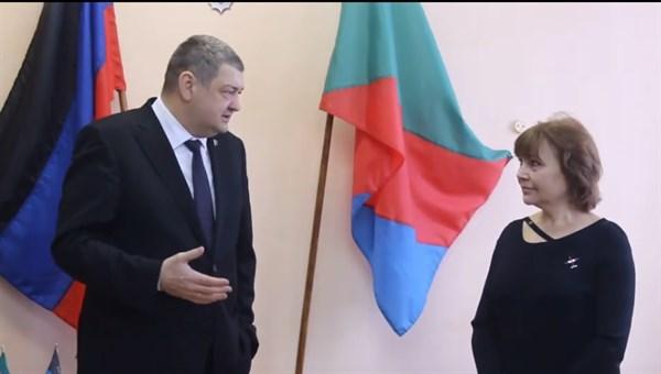 В Горловке ушла с должности чиновница «ДНР» Галина Синюгина