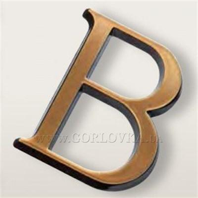 Бронзовые буквы на памятник: особенности и преимущества