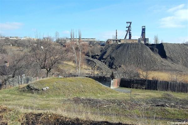 В поисках горловского «Лысого бугра»: места, где ведьмы устраивали шабаш, а после войны построили шахту «Лысая» (ФОТОРЕПОРТАЖ)