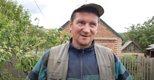 Люди на нуле: как горловчанин без документов стал украинцем, завел хозяйство и мечтает о правах на авто