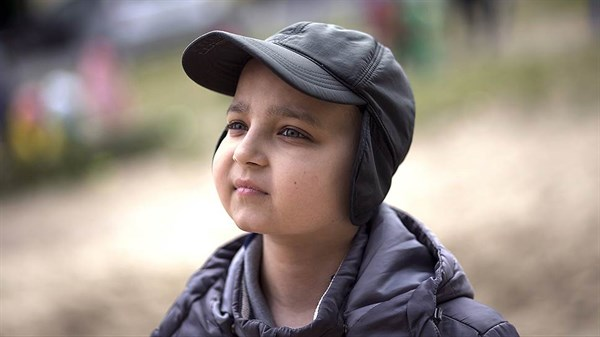 Бегство за жизнью: десятилетнего горловчанина Дениса Дубицкого спасет чужой костный мозг