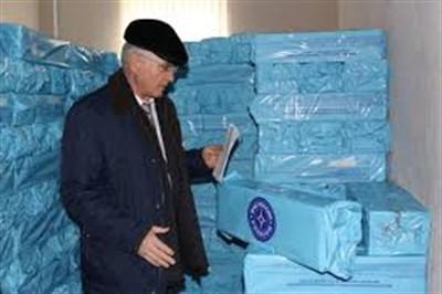 29 и 30 января в Никитовском районе Горловки выдадут гуманитарную помощь