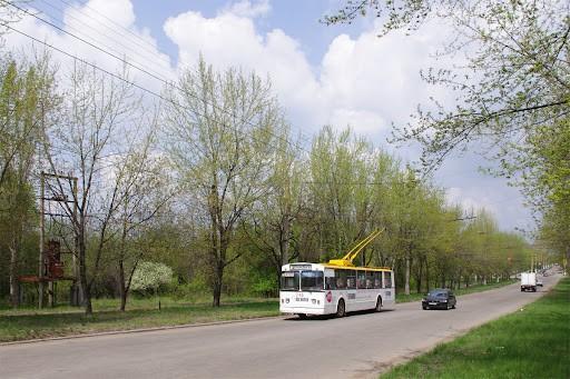 19 сентября изменится маршрут движения городского транспорта. Троллейбусы ходить не будут