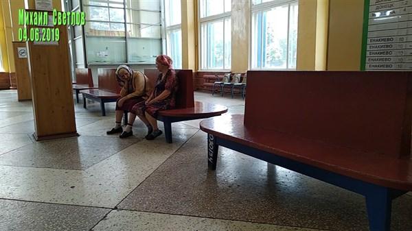 Как выглядит автовокзал в Горловке: вот посмотрите, что показал местный житель