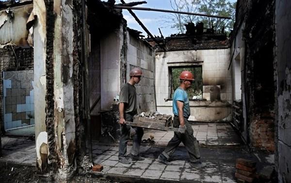 Жители Донбасса, чье жилье разрушено из-за обстрелов, получат денежную компенсацию