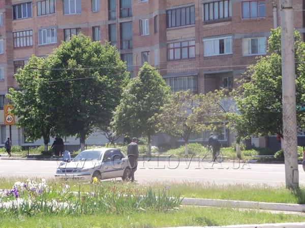 Горловчанин показал, как выглядит центр города днем (ФОТО И ВИДЕО)